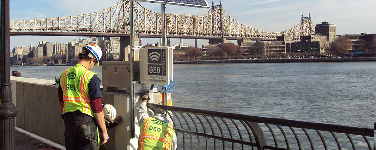Automated Stability Monitoring FDR Drive, NYC